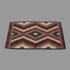 Native American Navajo Rug Ganado Style C.1910