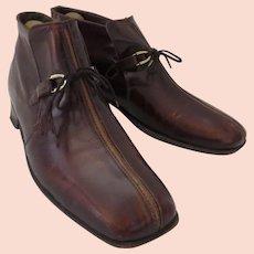 Men's Vintage vintage Johnston & Murphy Aristocraft Shoe Boots 70's