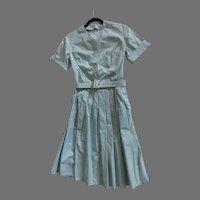 Vintage 1950's Shirtwaist Dress Belt Small