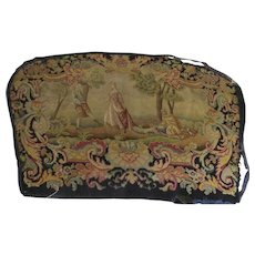 Large Needlepoint Petit Point for Cushion Pillow French