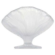 Lalique Ichor Vase in Original Box