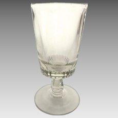 Vintage Glass Celery Vase