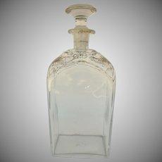18th Century Case Bottle With Gilt Décor