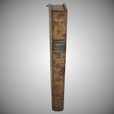 The Minor Poems by William Cowper Full Leather Bound