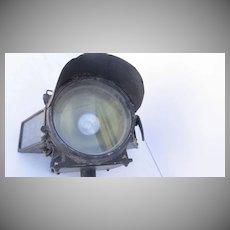 Railroad Train Engine Light #326