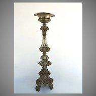Italian Rococo Pricket Stick