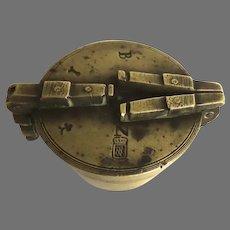 Nuremberg Bronze Nest of Weights 17th Century
