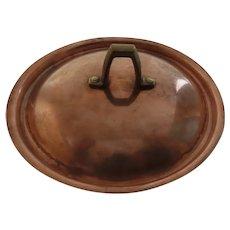 Vintage Copper Lid