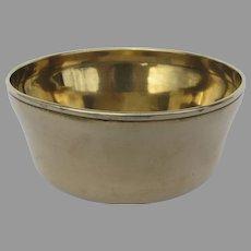 English Small Bell Metal Bowl