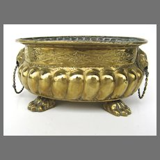 Dutch Brass Wine Cooler