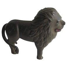 A. C. Williams Cast Iron Lion Bank