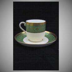 Minton for Tiffany & Co Demitasse
