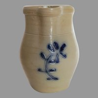 Vintage Pitcher  Beaumont Pottery Made for Old Sturbridge Village