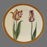 "Vintage Laure Japy Limoges Dessert Salad Plates 8 1/2"" Paris France"