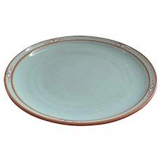 """Vintage Noritake Stoneware Boulder Ridge #8674 Salad Plate 8 1/4"""" Native American Southwest Motif"""