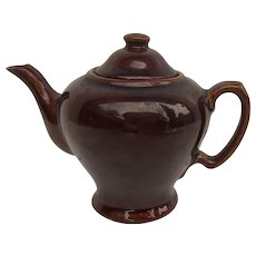 Vintage Small Teapot McCormick Teas Baltimore
