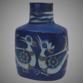 Vintage Mid Century Royal Copenhagen Vase by Nils Thorsson