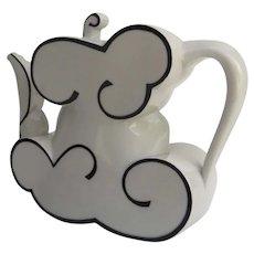 CLoud Teapot by Sam Chung Sculpture