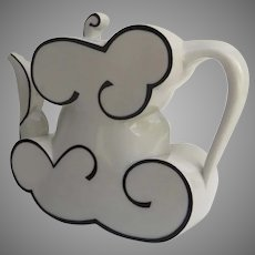 CLoud Teapot by Sam Chung Sculpture