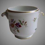 Vintage Charming Richard Ginori Cachepot Oriente Pattern