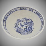 Cereal Fruit Bowl Oiseau Bleu (Fruit) by GIEN France