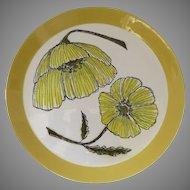 """Vintage Mikasa Duplex by Ben Seibel Plate 10 1/2""""  Mid Century"""