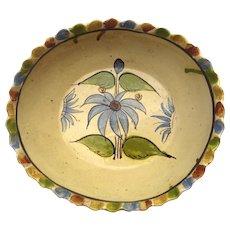 Vintage Tlaquepaque Mexican Pottery  Small Bowls