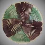 Vintage Older Mexican Oaxaca Pottery Glazed Small Bowl Country Primitive