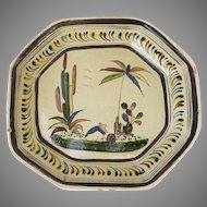 Vintage Handcrafted Mexican Pottery Bowl 1970's