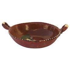 Vintage Tlaquepaque Pottery Cazuelita Side Dish Mexico