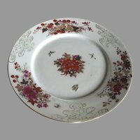 Large Japanese Export Plate 19th Century