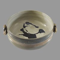 Artist Made Signed Pottery Casserole by Jake Pinello, Colorado