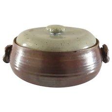 Pottery Casserole by Jake Pinello, Colorado Earthenware