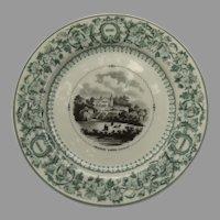 Bernardaud Limoges Chateau Lafite Wine Pauillac Salad Plate