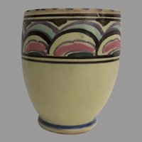 Early Art Deco CHARLES COLLARD Honiton Pottery Vase