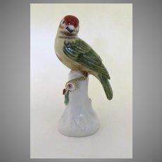 Italian Italy Saffron Finch Bird Figurine