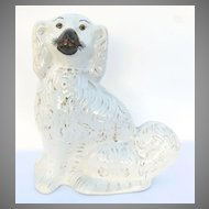 English Staffordshire Mantel Dog