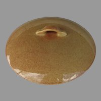 Gladding McBean Franciscan Pottery Casserole Lid Only