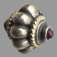 Single Sterling Earring No Mate Craft Ring