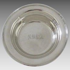 Vintage Kirk & Son Inc. Sterling Silver Serving Bowl 457 Grams