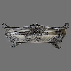 Christofle 19th Century Jardiniere Silver Plated
