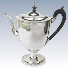 18th Century Sheffield Plate Teapot