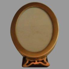 Vintage Sterling Gold Wash Unger Bros. Small Frame
