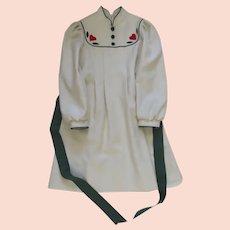 Vintage Florence Eiseman for I. Magnin Girls 8 Dress Holiday Hearts
