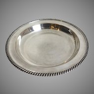 English Old Sheffield Shallow Bowl c 1820