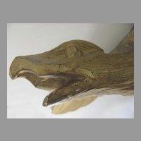 Carved Wood and Gilt Italian Eagle 18th Century