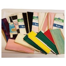 Vintage Seam Binding for Sewing