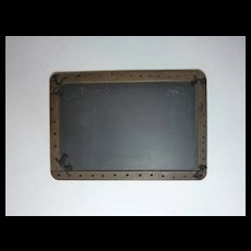 Original Slate Chalk Board