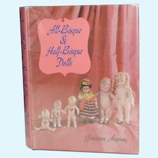 Ships Free,  All-Bisque & Half-Bisque Dolls by G. Angione