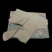 Stockings, Woman's Fine Cotton to re-purpose